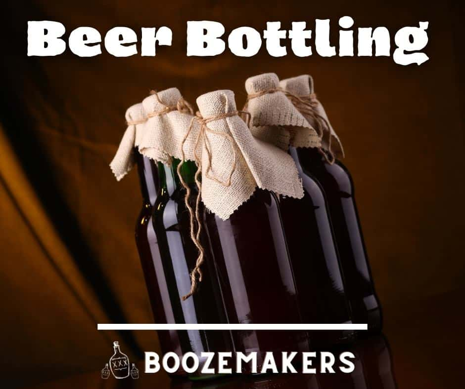 beer bottling guide