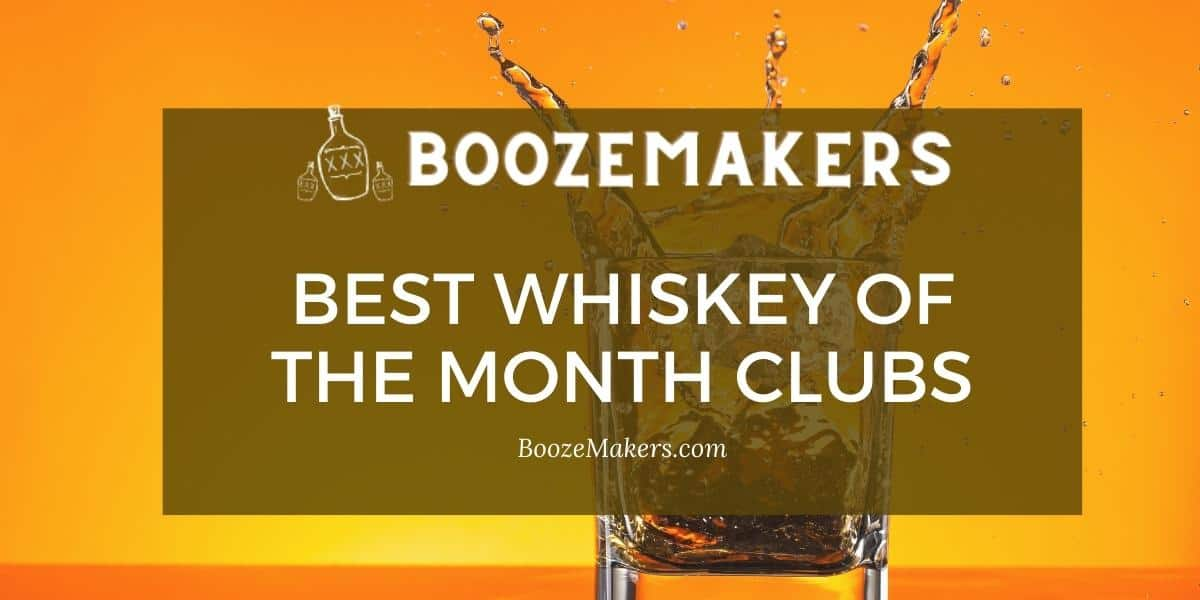 best whiskey of the month club reviews